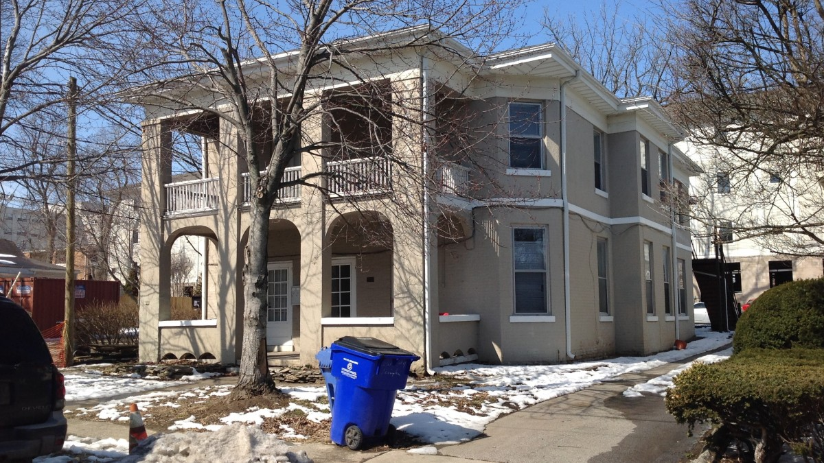 Commercial Property Downtown Lander